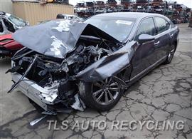 Parting Out Stock# 7521OR 2015 Lexus Ls460