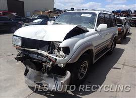 Used OEM Lexus LX 450 Parts - TLS Auto Recycling