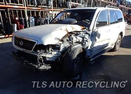 Parting Out Stock# 7533BK 2000 Lexus Lx470