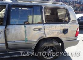 2001 Lexus LX 470 Parts Stock# 8504PR