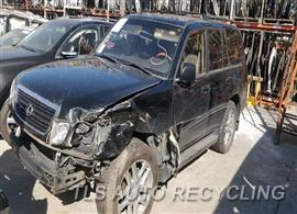Parting Out Stock# 00111P 2001 Lexus Lx470