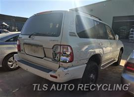 2001 Lexus LX 470 Parts Stock# 10097P