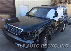 Used Lexus LX 470 Parts