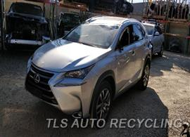 Parting Out Stock# 00117O 2015 Lexus Nx200t
