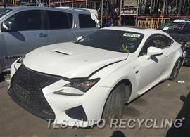 Used Lexus RC F SPOR Parts
