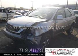 Used Lexus RX 300 Parts