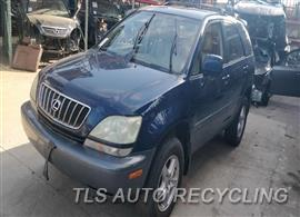 Used Lexus RX 300 Parts
