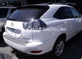 parting out 2005 lexus rx 330 stock 120043 tls auto  2005 lexus rx 330 at hwy 195 used auto