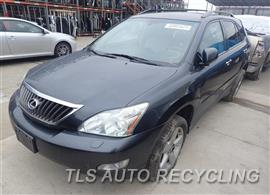 Parting Out Stock# 7148BR 2008 Lexus Rx350
