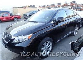 Parting Out Stock# 7445BL 2010 Lexus Rx350