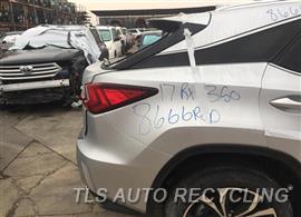 2017 Lexus RX 350 Parts Stock# 8666PR