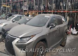 Parting Out Stock# 9739BL 2017 Lexus Rx350
