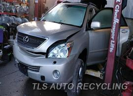 Parting Out Stock# 9798YL 2007 Lexus Rx400h