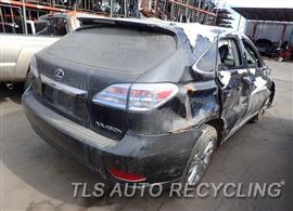 2011 Lexus RX 450H Car for Parts