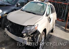 Used Lexus RX 450H Parts