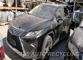 Parting Out Stock# 00102W 2016 Lexus Rx450h