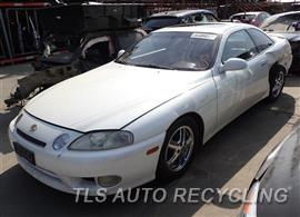 Parting Out Stock# 7446GY 1997 Lexus Sc300