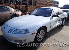 1992 Lexus SC 400 Car for Parts