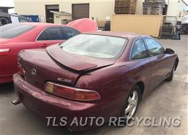 1997 Lexus SC 400 Parts Stock# 9413BK