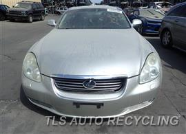 2002 Lexus SC 430 Parts Stock# 8494YL
