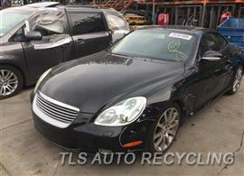 2002 Lexus SC 430 Car for Parts