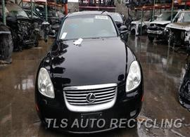 Used Lexus SC 430 Parts