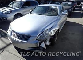Parting Out Stock# 7321BR 2006 Lexus Sc430