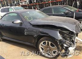 2006 Lexus SC 430 Car for Parts