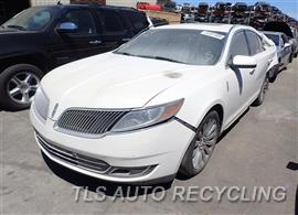 Used Lincoln MKS Parts