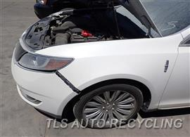 2014 Lincoln MKS Parts Stock# 8344RD