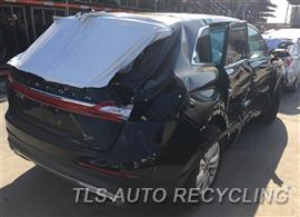 2017 Lincoln MKX Car for Parts