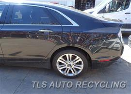 2014 Ford MKZ Parts Stock# 8147BL