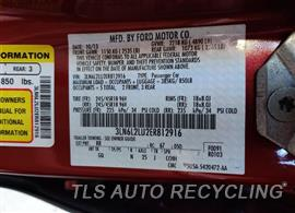2014 Ford MKZ Parts Stock# 10098R