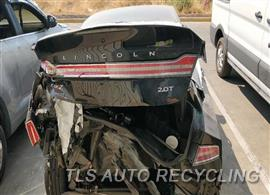 2017 Ford MKZ Parts Stock# 00476R