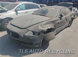 Used Audi QUATTROPO Parts