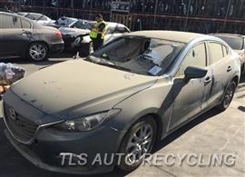 Parting Out Stock# 9495RD 2016 Mazda Mazda 3