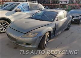 Parting Out Stock# 10734P 2004 Mazda Rx8