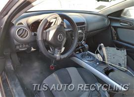 2004 Mazda RX8 Parts Stock# 10734P