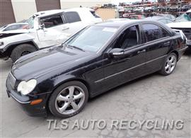 Parting Out Stock# 7427BL 2004 Mercedes C230