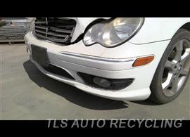 Used Mercedes C230 Parts