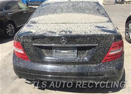 2012 Mercedes C250 Parts Stock# 9483YL