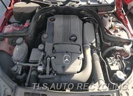 2012 Mercedes C250 Parts Stock# 9724GR