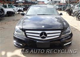 2013 Mercedes C250 Parts Stock# 7049BR
