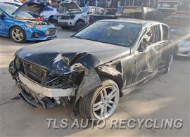 Used Mercedes C250 Parts