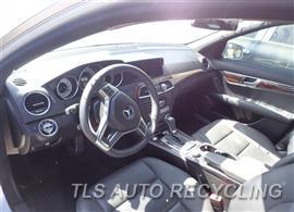 2014 Mercedes C250 Parts Stock# 6324BR