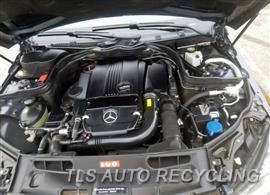 2014 Mercedes C250 Parts Stock# 00376O