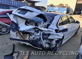 2015 Mercedes C300 Parts Stock# 10255B