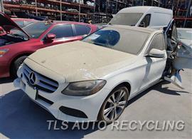 Used Mercedes C300 Parts
