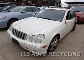 2004 Mercedes C320 Parts Stock# 7093GY