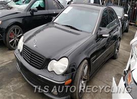 Used Mercedes C32 Parts